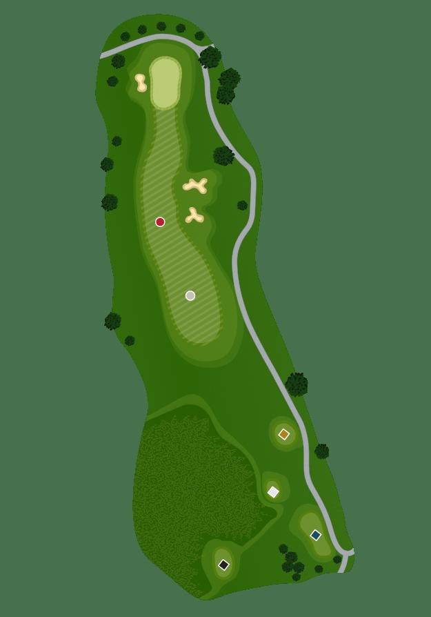 Hole #2