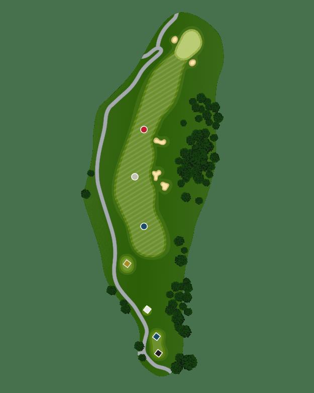 Hole #13