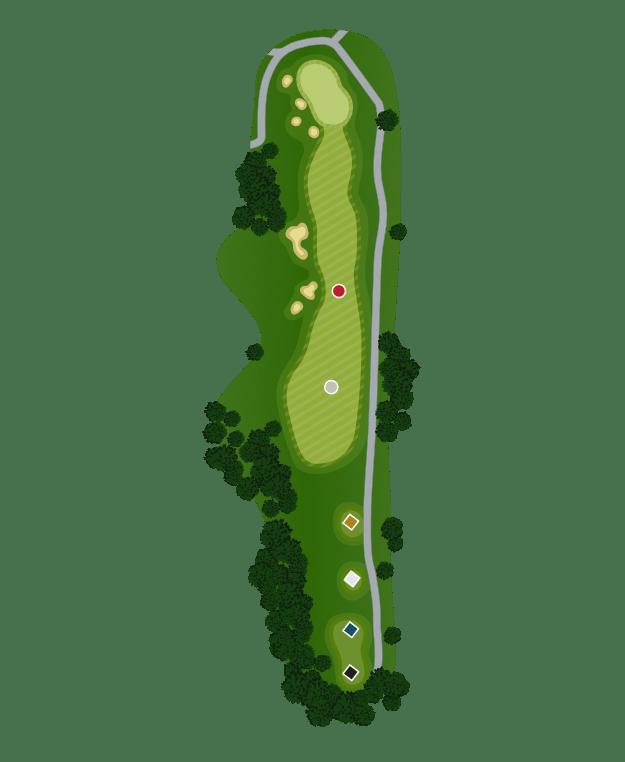 Hole #17